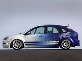 Images of Ford Focus Touring Car Concept 2004