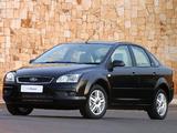Images of Ford Focus Sedan ZA-spec 2005–06