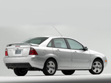 Images of Ford Focus ZX4 2005–07