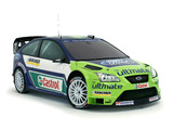 Images of Ford Focus RS WRC 2005–07