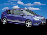 Images of Wolf Racing Ford Focus ST 2005–07