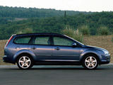 Images of Ford Focus Turnier 2005–07