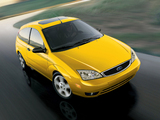Images of Ford Focus ZX3 2005–07