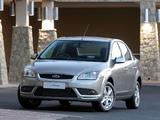 Images of Ford Focus Sedan ZA-spec 2007–08