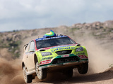 Images of Ford Focus RS WRC 2008–10