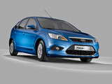 Images of Ford Focus ECOnetic 2008–11