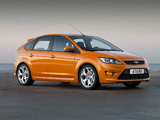 Images of Ford Focus ST 5-door 2008–10