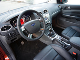Images of Ford Focus Turnier 2008–11