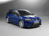 Images of Ford Focus RS UK-spec 2009–10