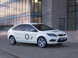 Images of Ford Focus BEV Prototype 2009