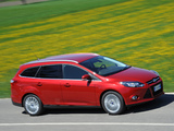 Images of Ford Focus Wagon 2010