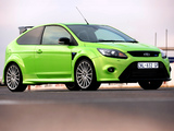 Images of Ford Focus RS ZA-spec 2010