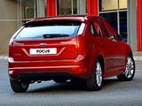 Images of Ford Focus 5-door ZA-spec 2010–11