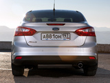 Images of Ford Focus Sedan 2010