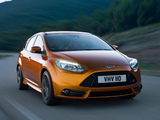 Images of Ford Focus ST Concept 2010