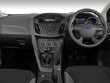 Images of Ford Focus Sedan ZA-spec 2011