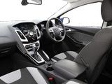 Images of Ford Focus 5-door AU-spec 2011