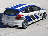 Images of Ford Focus ST-R 2011
