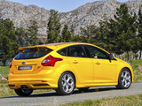 Images of Ford Focus ST ZA-spec 2012