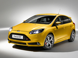 Images of Ford Focus ST (DYB) 2012–14
