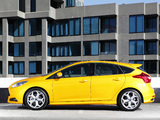 Images of Ford Focus ST AU-spec 2012