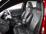 Images of Ford Focus ST Wagon 2012