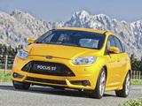 Images of Ford Focus ST ZA-spec 2012