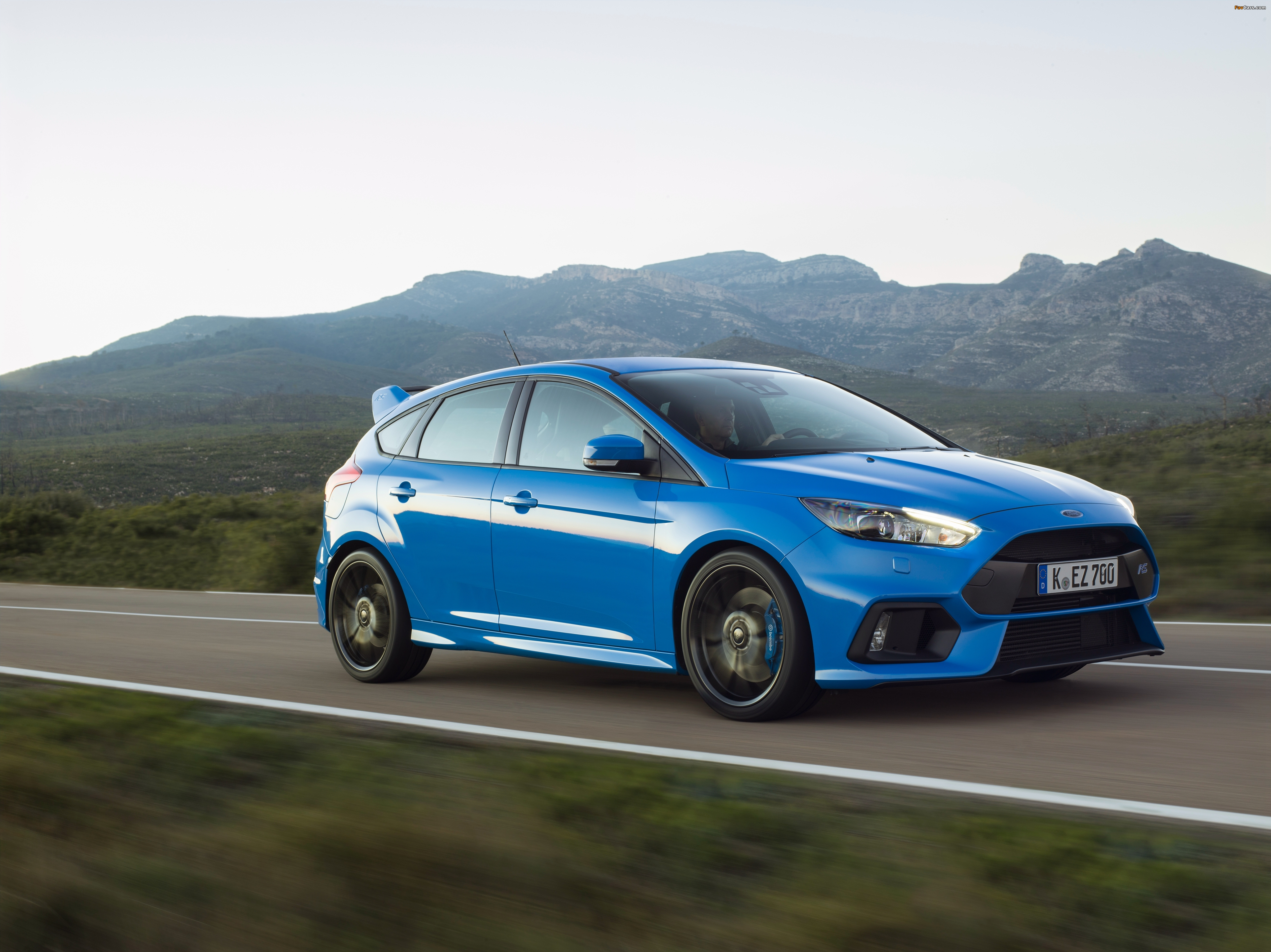 Images of Ford Focus RS (DYB) 2015 (4096 x 3069)