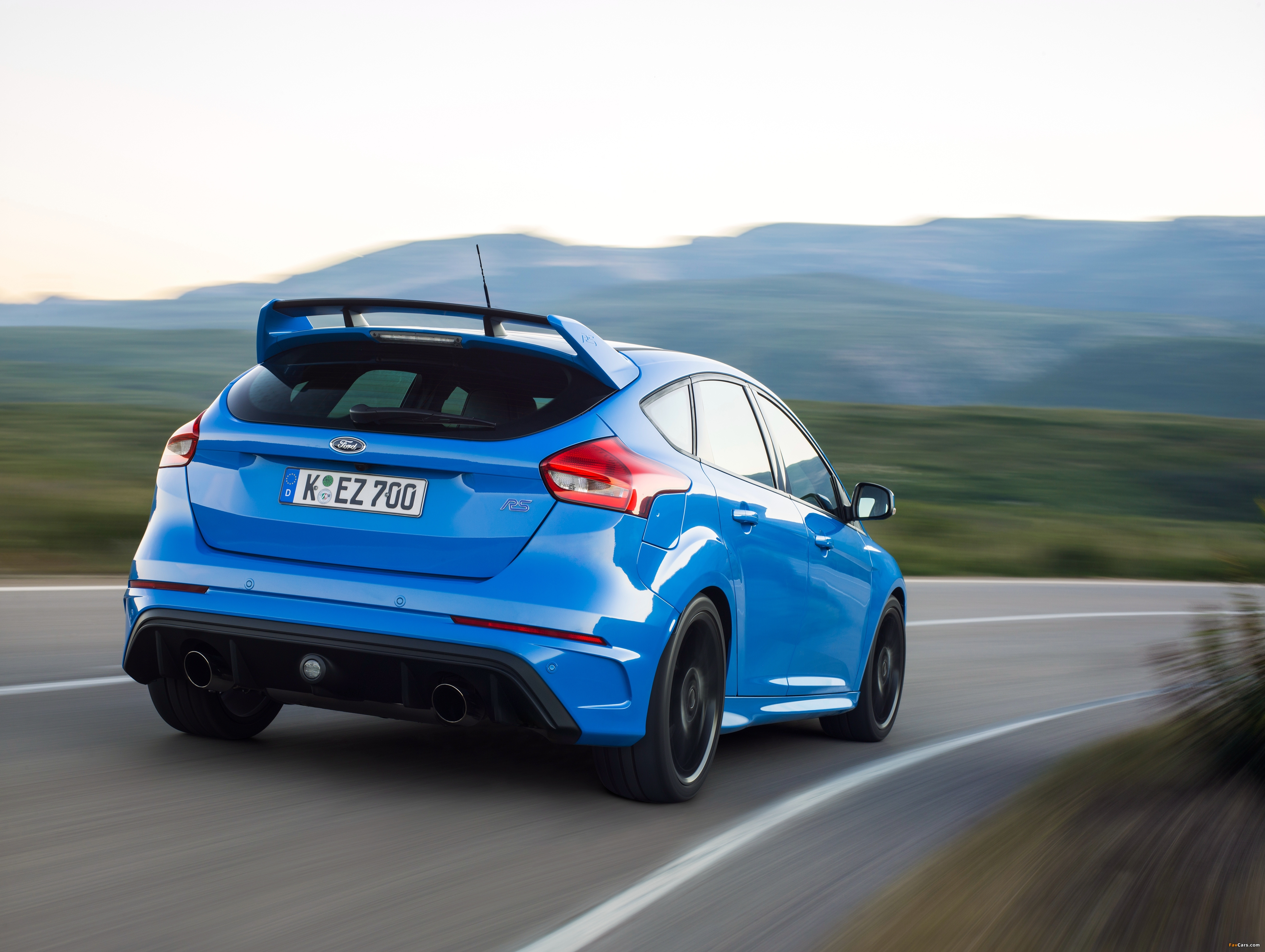 Images of Ford Focus RS (DYB) 2015 (4096 x 3083)