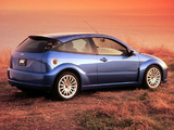 Photos of Ford Focus Cosworth Concept 1999