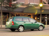 Photos of Ford Focus Wagon US-spec 1999–2004