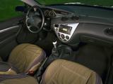 Photos of Ford Focus ZX3 Kona 2000