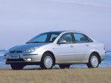 Photos of Ford Focus Sedan 2001–04