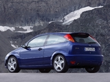 Photos of Ford Focus RS 2002–03
