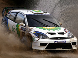Photos of Ford Focus RS WRC 2003–04