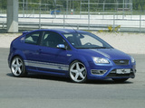 Photos of Wolf Racing Ford Focus ST 2005–07