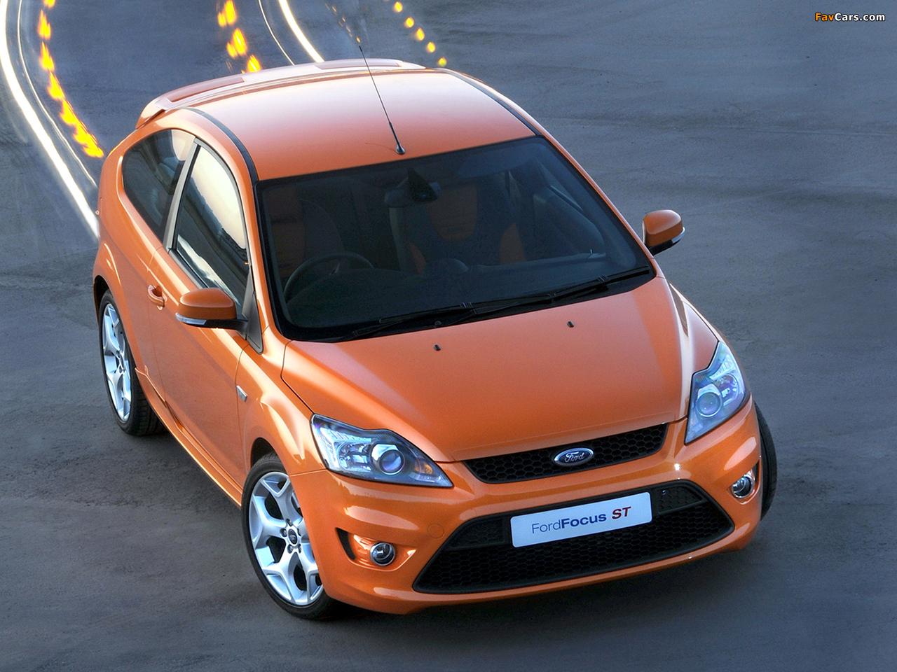 Ford Focus: цена, технические характеристики, фото, Форд ...