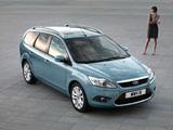 Photos of Ford Focus Turnier 2008–11