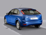 Photos of Ford Focus ECOnetic 2008–11