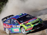 Photos of Ford Focus RS WRC 2008–10