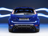Photos of Ford Focus RS UK-spec 2009–10