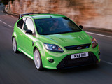 Photos of Ford Focus RS 2009–10