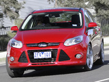 Photos of Ford Focus Sedan AU-spec 2011