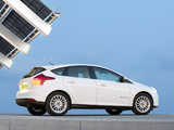 Photos of Ford Focus Electric 5-door 2011
