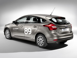 Photos of Ford Focus 5-door ECOnetic 2011