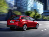 Photos of Ford Focus Wagon US-spec 2011
