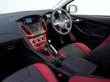 Photos of Ford Focus Zetec S 2011