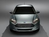 Photos of Ford Focus Electric 5-door 2011