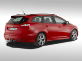 Photos of Ford Focus ST Wagon 2012