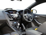 Photos of Ford Focus ST AU-spec 2012